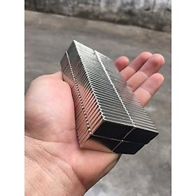 Combo 20 Viên Nam Châm Trắng 25x15x3mm ( Từ Tính Hút Cực Mạnh ), Nam Châm Đất Hiếm NdFeB