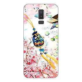 Ốp Lưng Dẻo Diên Hy Công Lược Cho Điện Thoại Samsung Galaxy J8 - Mẫu 3