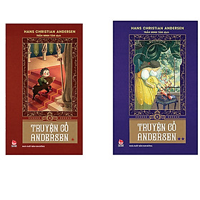 Truyện cổ Andersen ( 2 tập )