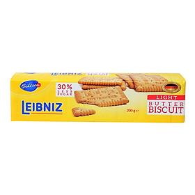 Bánh quy bơ ít đường Leibniz 200g