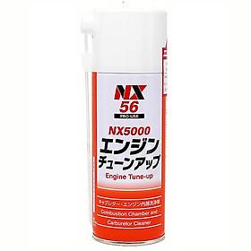 DUNG DỊCH VỆ SINH BUỒNG ĐỐT ICHINEN NX5000 240ml (JAPAN) - 1 chai