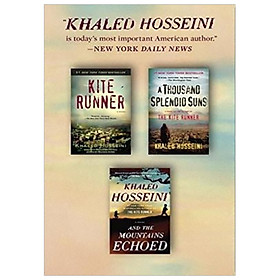 Box Set: The Kite Runner/A Thousand Splendid Suns/And the Mountains Echoed