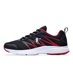 Jordan men's shoes running shoes comfortable breathable sports shoes XM3570242 black / Aurora red 42