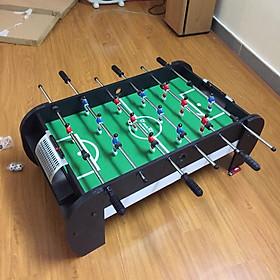 Bàn bi lắc MiniBig6 kích thước 97x54x35cm đội hình 1-3-3 (14 cầu thủ 2 đội)