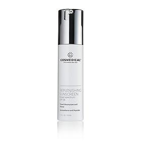 Kem chống nắng tăng cường dưỡng ẩm, làm dịu da và chống oxy hóa cho mọi loại da REPLENISHING SUNSCREEN SPF 36 COSMEDICAL 50ml
