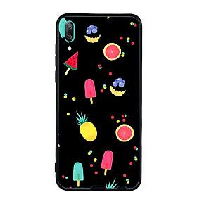 Ốp lưng cho Huawei Y7 Pro 2019 - 0181 SUMMER02 - Viền TPU dẻo - Hàng Chính Hãng