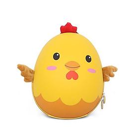 Balo gà con chống xước ngộ nghĩnh cho bé
