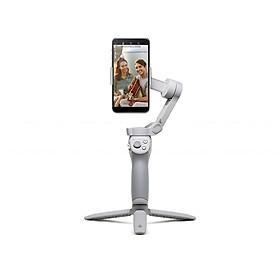 Tay cầm chống rung cho điện thoại DJI Osmo Mobile 4 - Hàng Nhập Khẩu