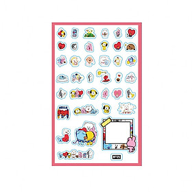 Sticker BT21 BTS siêu cute
