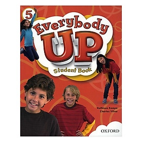 Everybody Up 5 Students Book