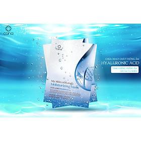 Mặt nạ giấy cấp nước, dưỡng ẩm da mềm mượt, căng bóng My Skin Solution Moisturizing