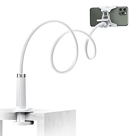 Giá đỡ điện thoại dạng cổ ngỗng, cài kẹp khe bàn, rảnh tay, dài 90cm, dễ dàng tùy chỉnh góc xoay UGREEN LP113 30488 - Hàng chính hãng