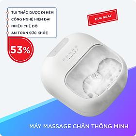 MÁY MASSAGE CHÂN THÔNG MINH