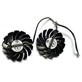 New DIY 87MM PLD09210S12HH  4Pin Cooler Fan MSI ARMOR R&X470 R&X 480 R&X570 R&X580 Graphics Video Card Cooling Fans