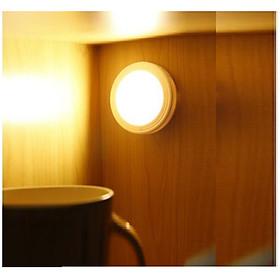 Đèn led dán tường, tủ quần áo mini V2 ( Tặng kèm 01 đèn led cắm cổng USB ngẫu nhiên )