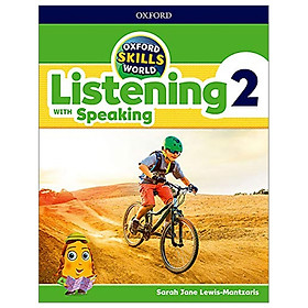 Oxford Skills World: Level 2: Listening With Speaking Student Book