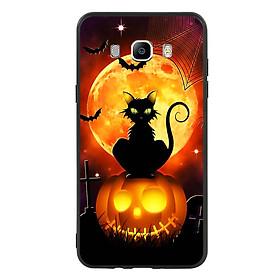 Hình đại diện sản phẩm Ốp lưng Halloween viền TPU cho điện thoại Samsung Galaxy J7 2016 - Mẫu 05