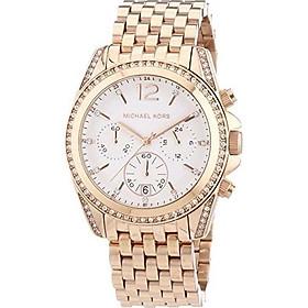 Michael Kors Womens Pressley Chronograph Ladies Watch MK5836