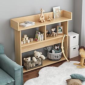 Kệ để đồ đa năng - tủ để gọn đồ phòng ngủ - giá sách BGK2071 (giao màu ngẫu nhiên)