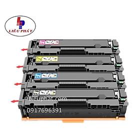Hộp mực dùng cho máy in Canon LBP 621Cw/ 623Cdw/ MF641Cw/ 643Cdw/ 645Cx - CRG 054 BK / C / Y / M chất lượng, cartridge laser color, giá kinh tế hơn nạp mực