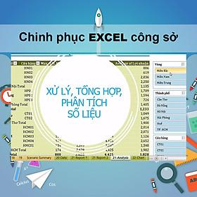Khóa Học Chinh Phục Excel Công Sở