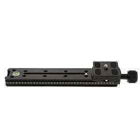 200mm-Nodal Ray Trượt Nhanh Chóng Phát Hành Đĩa Kẹp Adapter dành cho Vĩ Mô Toàn Cảnh