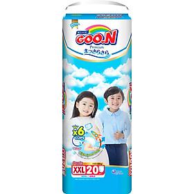 Combo 3 Gói Tã Quần Goo.n Premium Cực Đại XXL36 (36 Miếng) - Tặng 1 Tã Quần Đại XXL20 (20 Miếng)-2