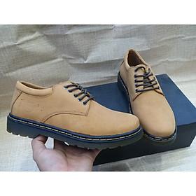 Giày đốc nam da bò cao cấp- gd0110
