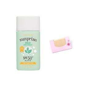 Etude House Sunprise Mild Airy Finish Sun Milk SPF50+ / PA+++