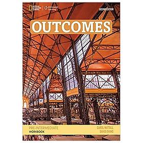 Outcomes Bre Pre Intermed Workbook + CD 2e