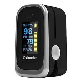 Máy đo nhịp tim bằng đầu ngón tay cảm biến chuyên nghiệp đo nồng độ oxy trong máu Pro Fingertip Pulse Oximeter Blood Oxygen Sensor SpO2 Monitor Heart Rate