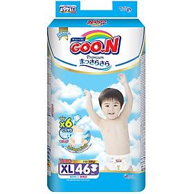 Tã Dán Goo.n Premium Gói Cực Đại XL46 (46 Miếng)- Tặng thêm 8 miếng cùng size-1