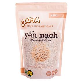 Yến mạch nguyên chất ăn liền Oatta 400G