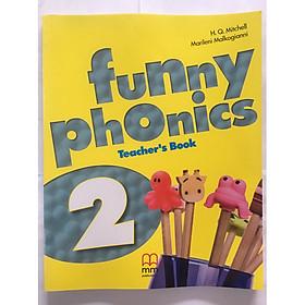 Funny Phonics 2 (Teacher's Book)