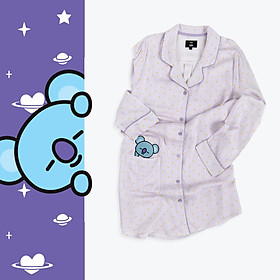 BT21 x HUNT One-piece Pajama Koya HIYO84T02T