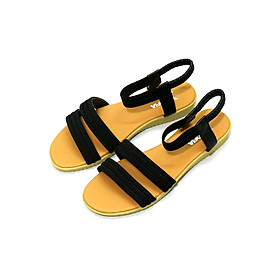 Giày Sandal nữ quai ngang thời trang T031K35