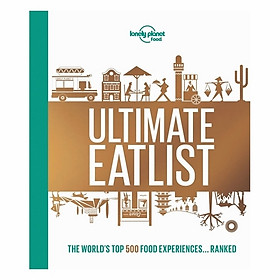 Lonely Planet's Ultimate Eat List 1Rd
