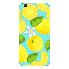 Hình đại diện sản phẩm Ốp lưng dẻo cho Oppo F1s _Lemon 01