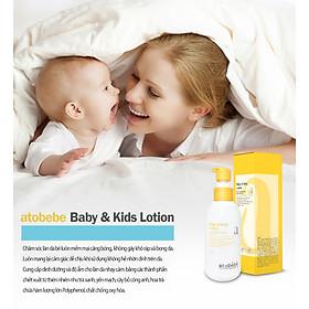Sữa dưỡng da hằng ngày cho bé Lotion Atobébé