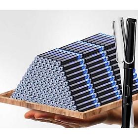 Mực ống bút máy(set100 ong)tặng kèm 1 bút máy