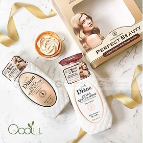 Dầu xả Moist Diane Extra Shine Treatment - Cho tóc khô, xỉn màu, không mượt Hàn Quốc 45ml tặng kèm móc khoá-8