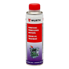 Phụ gia dầu nhớt Wurth Engine Oil Treatment 300ml 5861300300