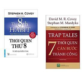 Combo 2 cuốn : Thói Quen Thứ 8 - Từ Hiệu Quả Đến Vĩ Đại + 7 Thói Quen Cản Bước Thành Công7 Thói Quen Cản Bước Thành Công