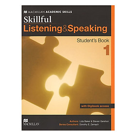Skillful (Asia Ed.) Listening&Speaking 1: Student Book with Digibook