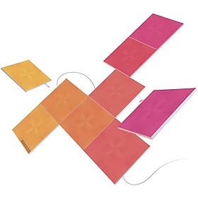 Đèn LED Thông Minh Nanoleaf Canvas - Smarter Kit (9 miếng)