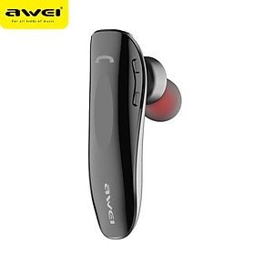 AWEI N1 Wireless Bluetooth Earphone Earbuds Mini Business in-Ear Headset With Microphone Hand free Earphones For iPhone Android