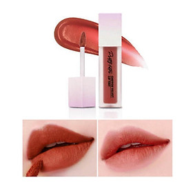 SON KEM LÌ TOUCH IN SOL PRETTY FILTER CHIFFON  VELVET LIP TINT MÀU 10