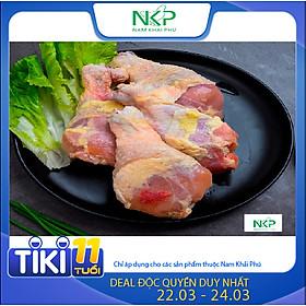 [Chỉ Giao HCM] - Đùi tỏi gà NKP đông lạnh 1kg