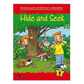 Macmillan Children'S Readers 1: Hide And Seek
