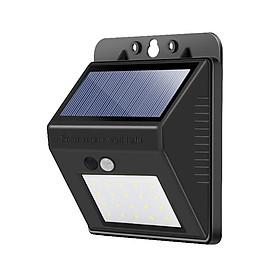 Đèn chiếu sáng chống nước năng lượng mặt trời 20 LED